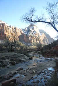 View of the Virgin River