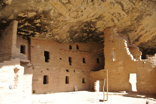 Mesa Verde - Cliff Palace 043