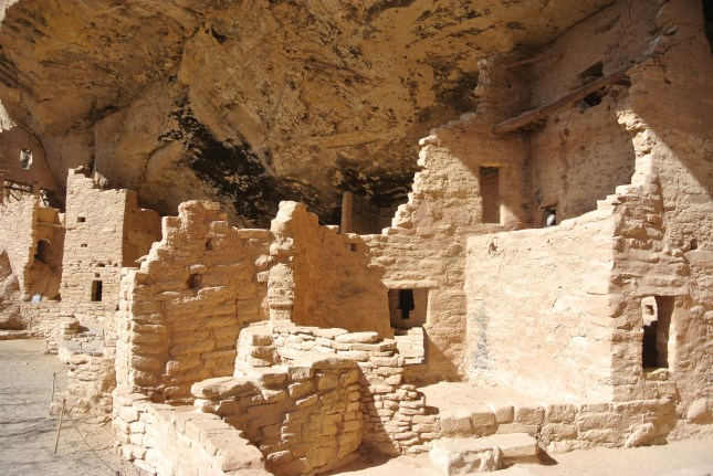 Mesa Verde - Cliff Palace 044
