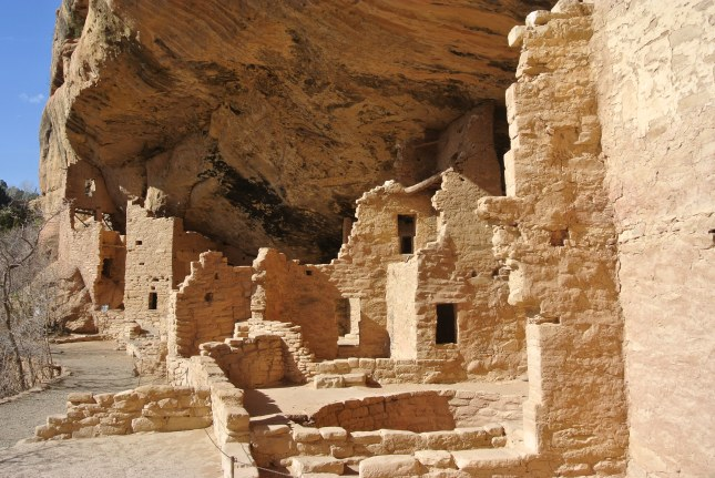 Mesa Verde - Cliff Palace 061